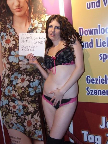 Sabrina Deep Nude Photos 12